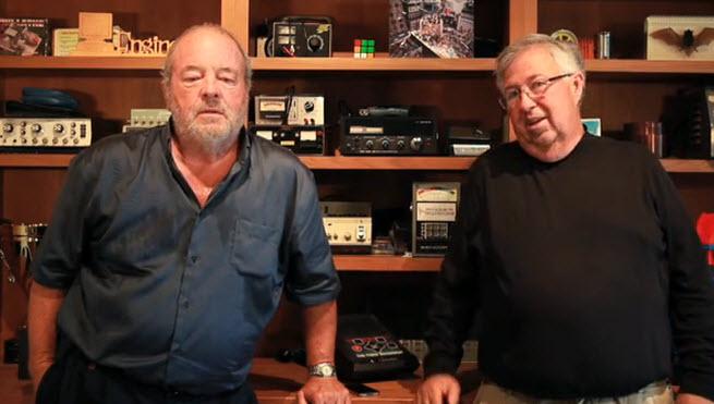 Al Alcorn and Roger Hector