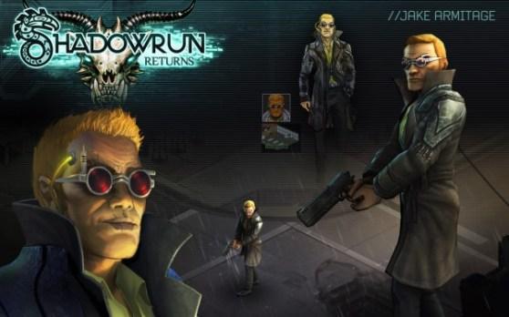 Shadowrun Returns Jake Armitage