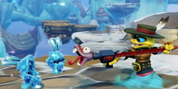 Skylanders: Swap Force has lots of variety … and repetition (hands-on preview)