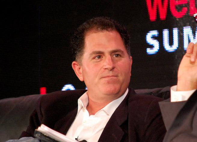 Dell founder Michael Dell