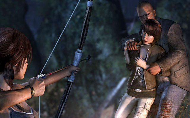 Tomb Raider dilemma