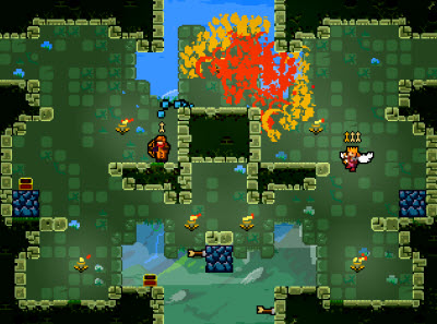 Towerfall is Ouya's top game