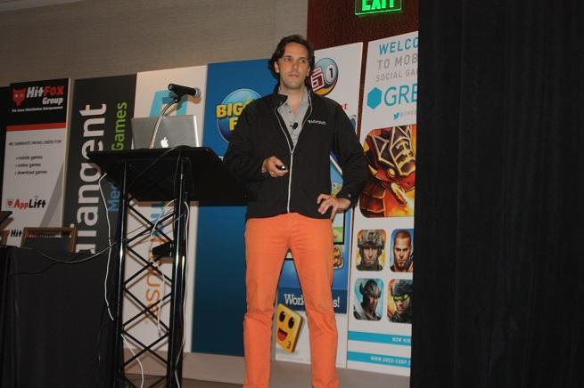 Will Harbin, CEO of Kixeye