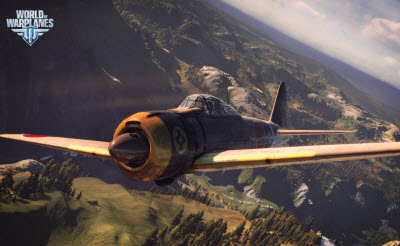 World of Warplanes 3