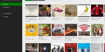 Microsoft brings Xbox Music to the web to better compete with Spotify