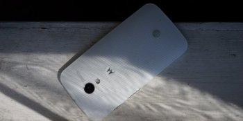 Moto X update fixes its terrible camera