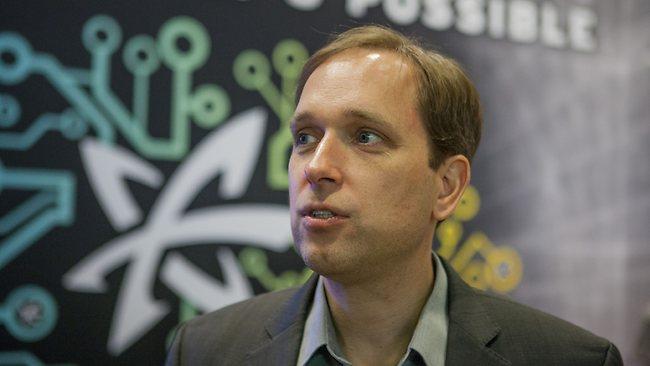 Cofounder David Flynn.