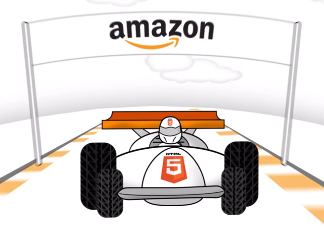 Amazon's Appstore, now with HTML5 apps
