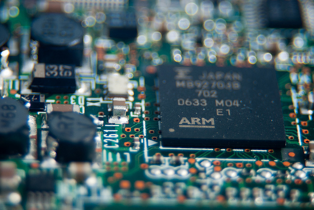 arm chip CPU