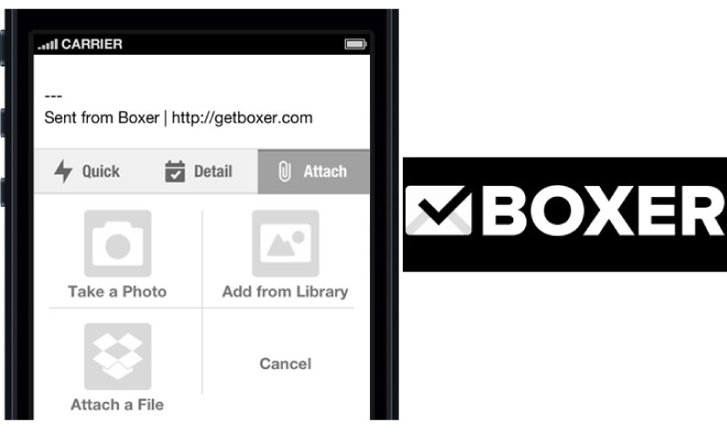 how to send pdf attachments on iphone