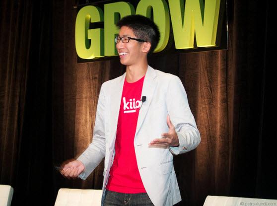 Brian Wong, CEO of Kiip