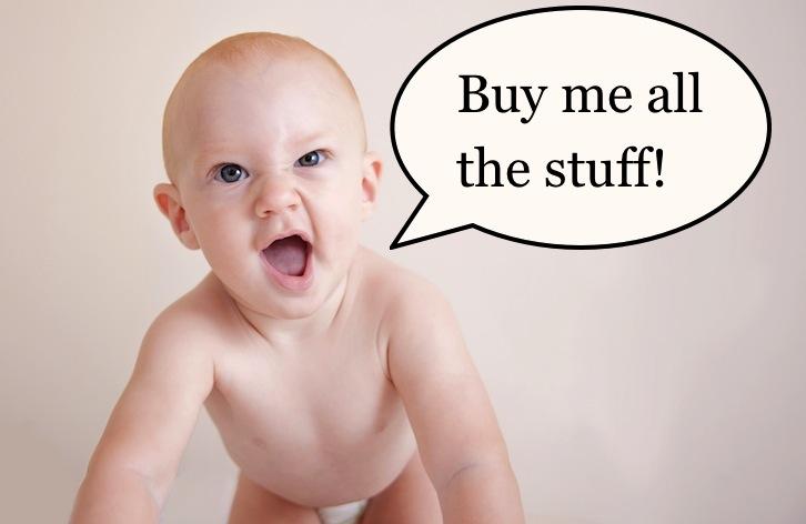 buy me the things