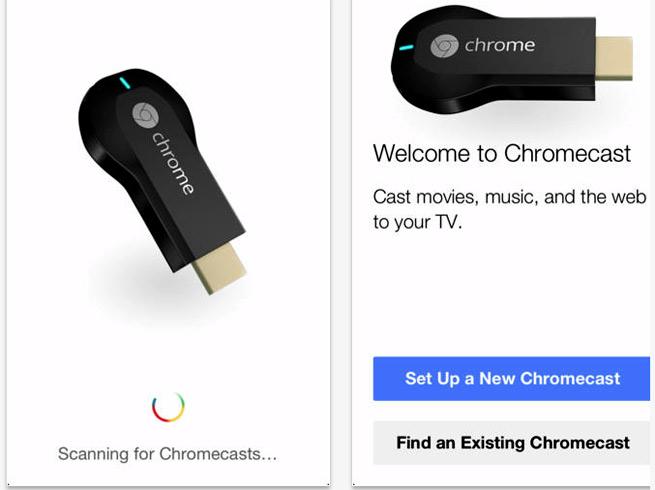 Google's killer Chromecast media streamer gets its own iOS