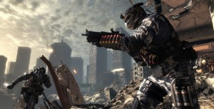 Call of Duty: Ghosts. Blindside