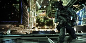 Call of Duty: Ghosts. Federation day