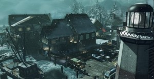 Call of Duty: Ghosts. Whiteout environment.