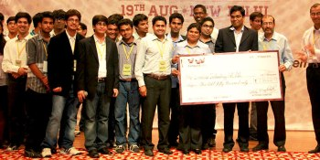 10 companies battle it out at Conquest, India's largest student-run startup competition