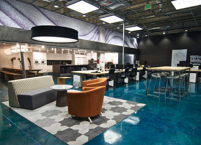 Convercent's brand new office space