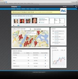 """Enterprise Jungle was developed on Hana, SAP's """"billion-dollar"""" database."""
