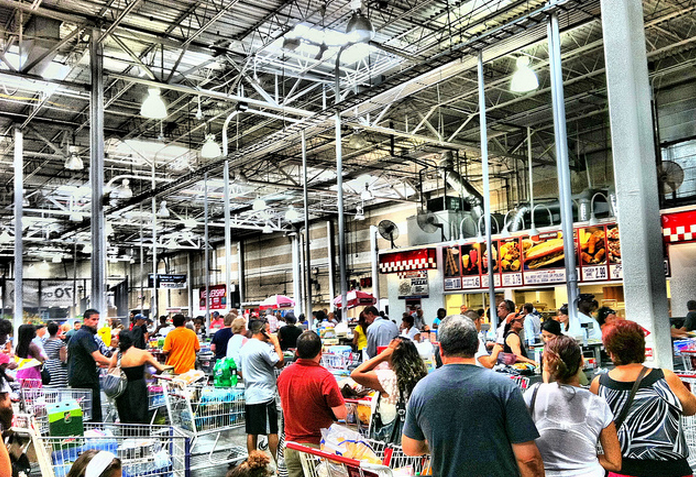 how to get into costco without a membership