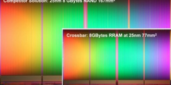 Crossbar scores $25M to put a terabyte of data on a chip the size of a postage stamp