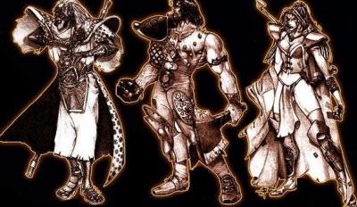 Diablo concept art