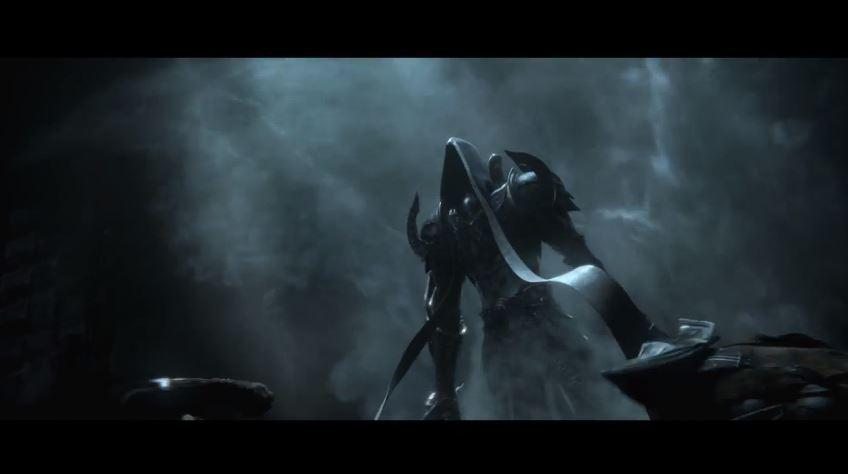Diablo II: Reaper of Souls final boss.
