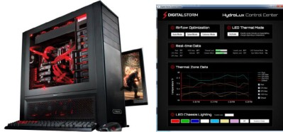 Digital Storm launches a monstrous HydroLux cooling system