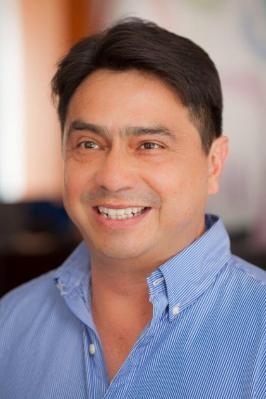 GameBrain chief executive officer Eduardo Cervantes.