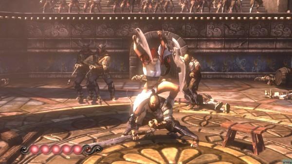 Heavenly Sword Review Kratos Meets His Feminine Match Venturebeat