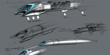 Russia considers $12 billion Hyperloop project to link Moscow and St. Petersburg