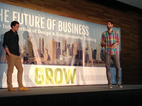 Daniel Burka and Jake Knapp, design partners at Google Ventures