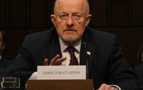 Director of National Intelligence James Clapper