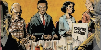 Digital comic book revives the drama of the civil rights movement