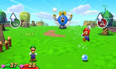 Mario & Luigi: Dream Team 2
