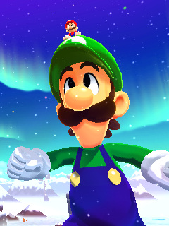 Mario & Luigi: Dream Team 3