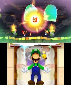 Mario & Luigi: Dream Team 6