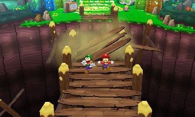 Mario & Luigi: Dream Team 7