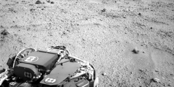 Watch Curiosity's first year on Mars in two minutes (video)