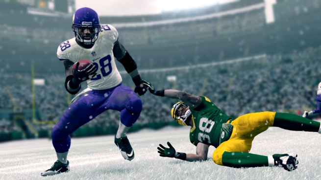 Madden NFL 25 is an enjoyable milestone that overlooks its