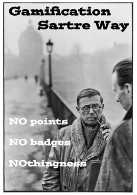 gamification sartre