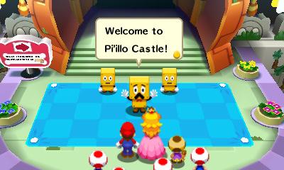 Mario & Luigi: Dream Team - Pi'illo Island
