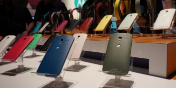 Google confirms it's selling Motorola Mobility to Lenovo for $2.91B — will keep 'vast majority' of patents