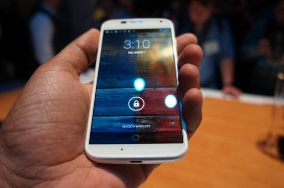 Moto X launch4