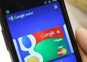 Mobile wallet organize