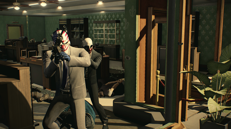 Payday 2