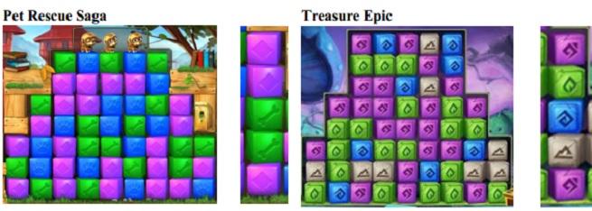 pet rescue saga vs treasure epic