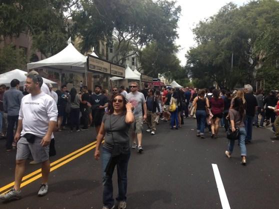 San Francisco's Street Food Festival