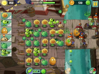 It's about time: Plants vs  Zombies 2 is here, and it's damn