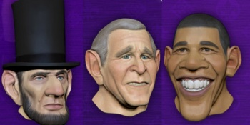 Rule the nation as Obama or Bush in Saints Row IV when you preorder from GameStop
